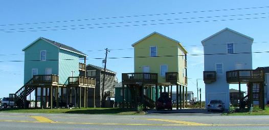 Galveston Beach House Al